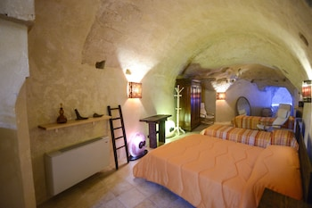 Enter your dates to get the best Matera hotel deal