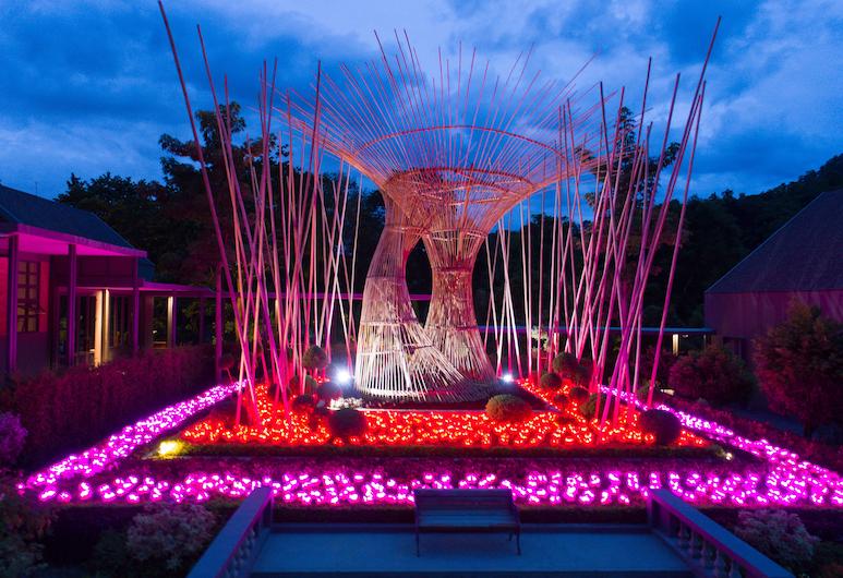 Flora Creek Resort & Garden Chiang Mai, Chiang Mai, Courtyard