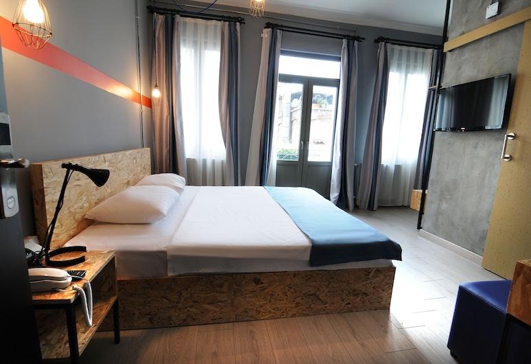 Taksim Safe House, Istanbul, Rodinná izba, 2 spálne, Hosťovská izba