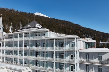 Davos — zdjęcie hotelu SPENGLERS Hotel Davos