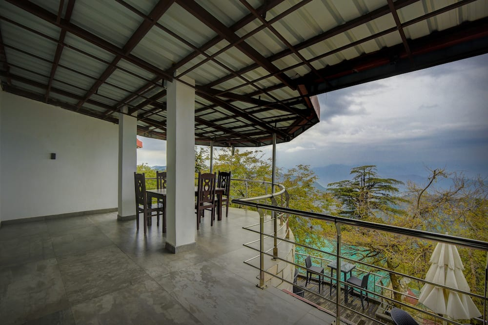Luxury Room with Himalayan View - Balcony