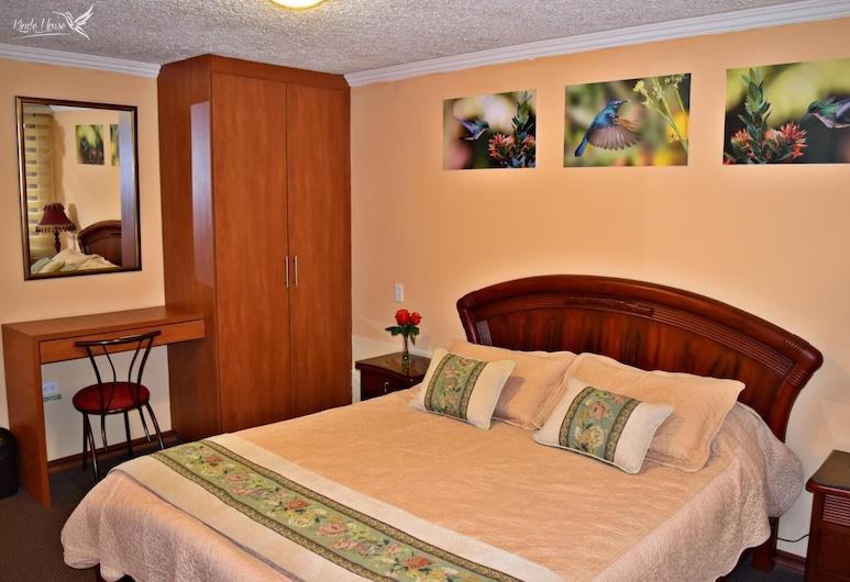 Kinde House, Quito, Hosťovská izba