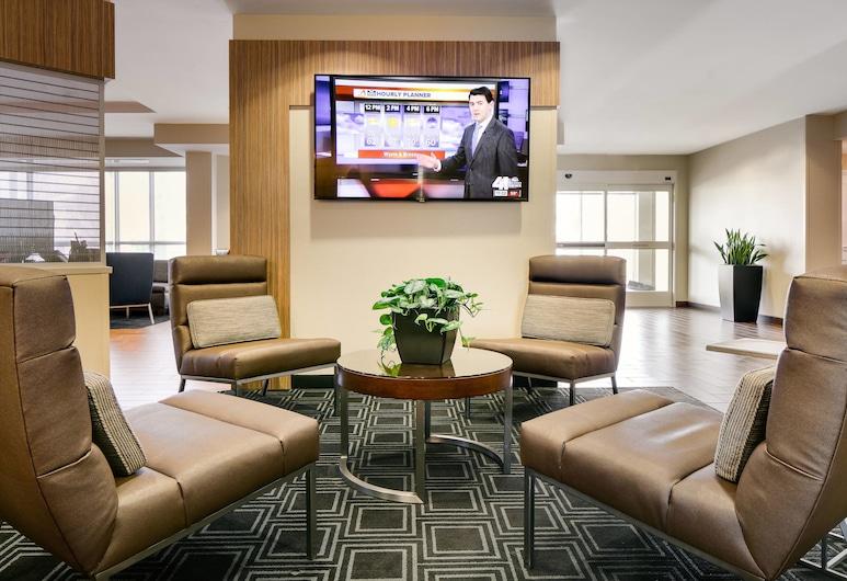 Towneplace Suites Kansas City Airport, קנזס סיטי, לובי