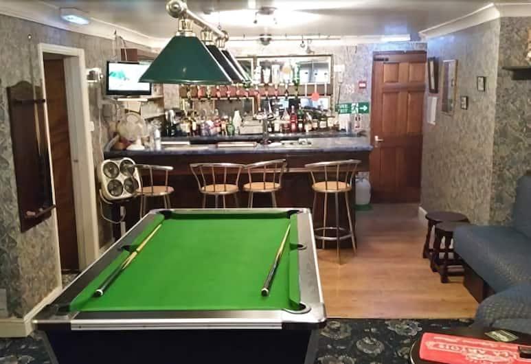 Rayners Hotel, Blackpool, Bar del hotel