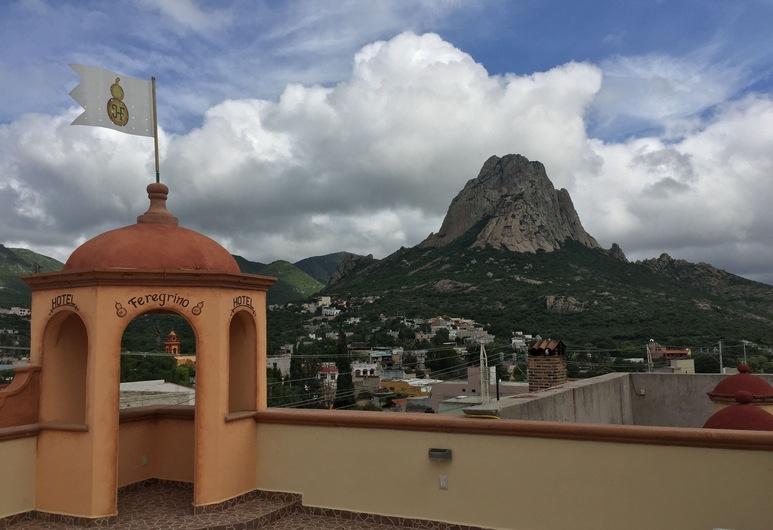 Hotel Feregrino, Ezequiel Montes, Terrass