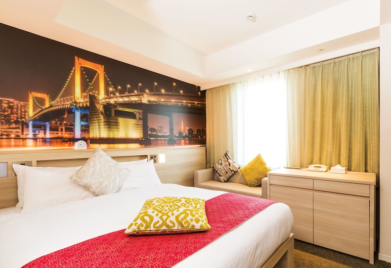 Hotel JAL City Haneda Tokyo West Wing, Tokyo, [Non Smoking]Standard Double Room, Guest Room
