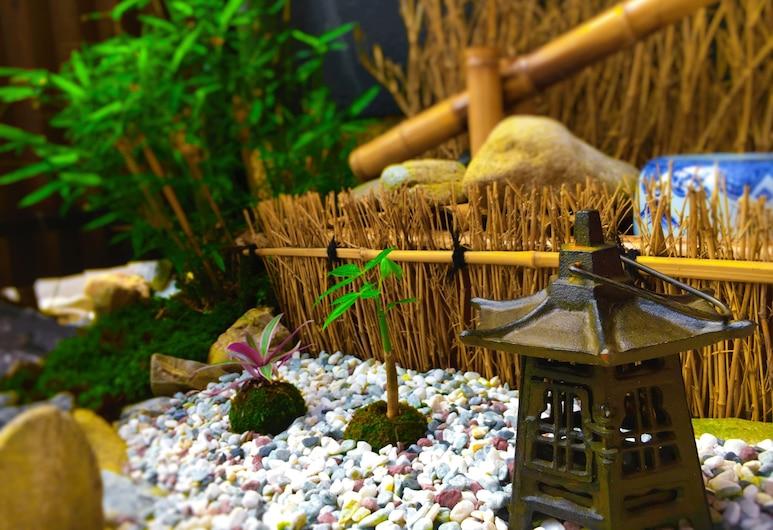 게스트 하우스 오우미 - 호스텔, Kyoto, 정원
