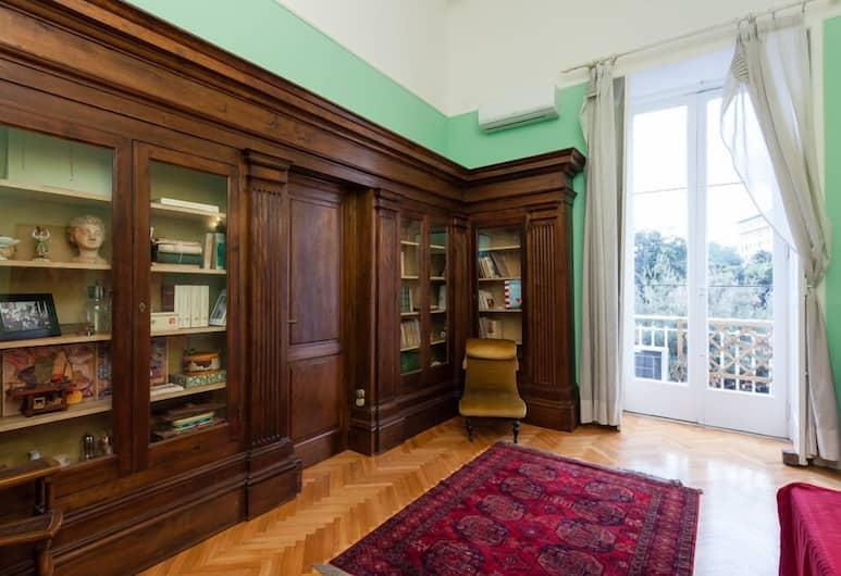 克雷拉 II - BH 5 公寓民宿, 那不勒斯, 公寓, 1 間臥室, 客廳