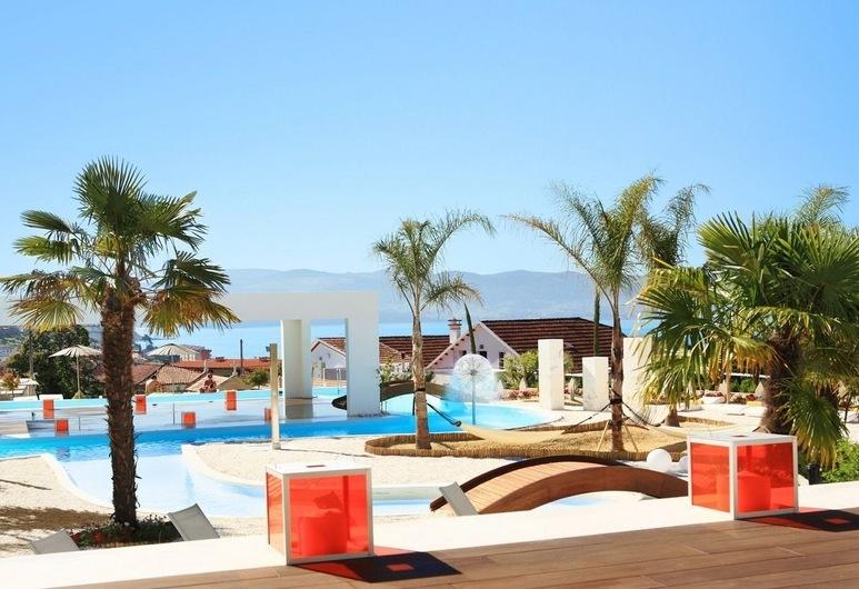 Augusta Eco Wellness Resort , Sanxenxo, Vonkajší bazén