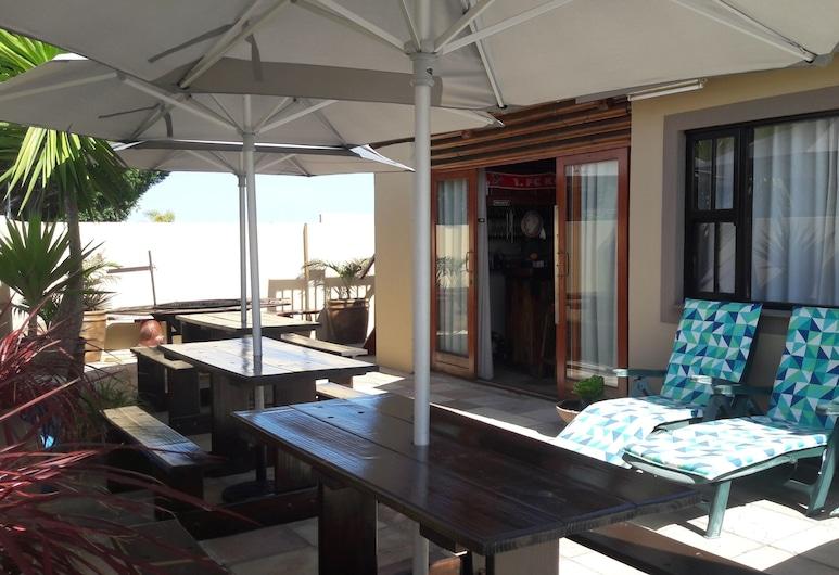 Anchorage Guest House, Plettenberg Bay, Terrace/Patio