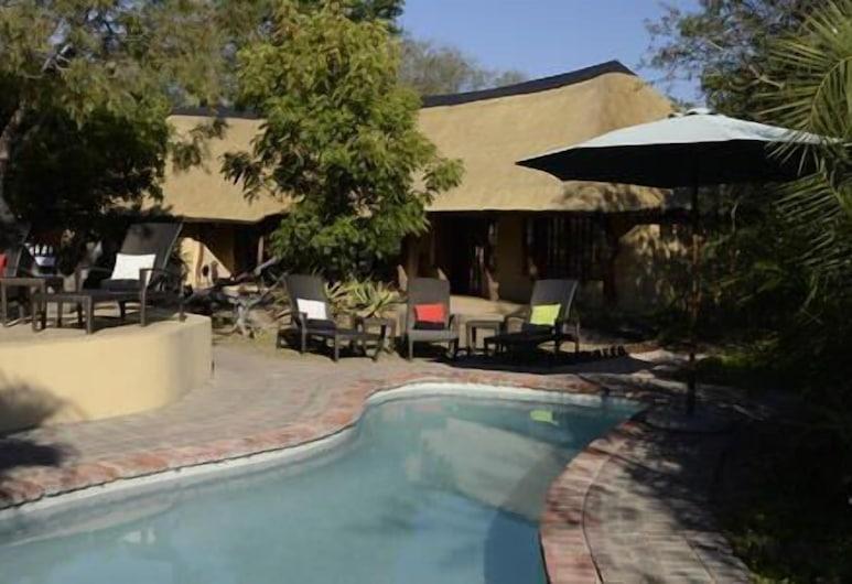 Kambaku Lodge, Bushbuckridge, Vonkajší bazén