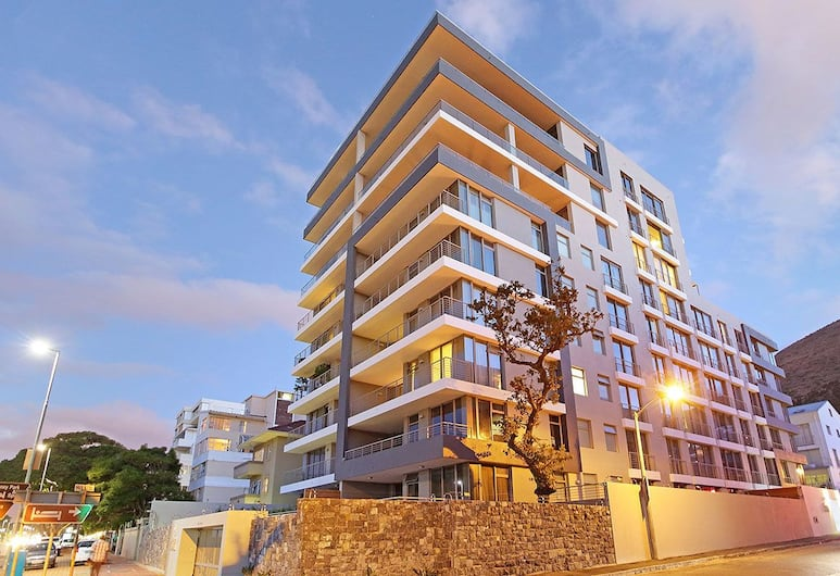 Afribode Acc Odyssey, Cape Town, Exterior