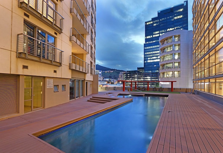 Afribode Icon Apartments, Cape Town, Pool