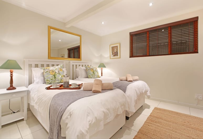 Afribode Acc Dysart Cottage, Cape Town, Luksuzni apartman, 2 spavaće sobe, Soba