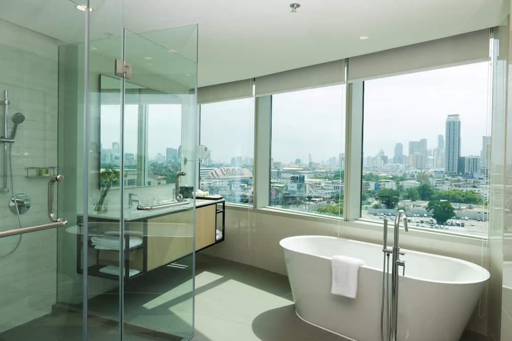 Studio Executive Room - Bathroom