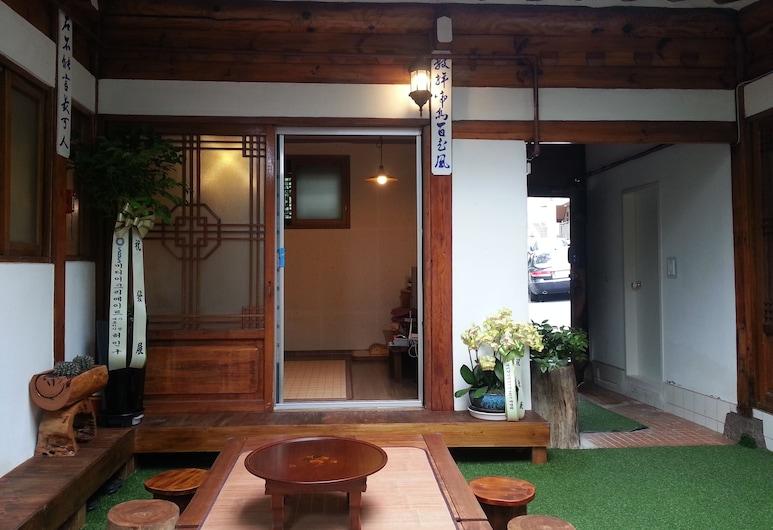 鵬壤韓國傳統屋飯店, 首爾