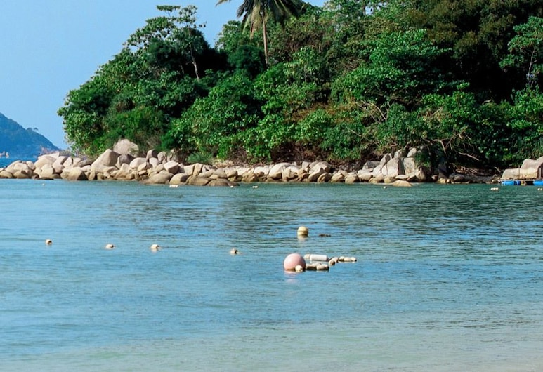 The Barat Perhentian Beach Resort, Pulau Perhentian Besar, Playa