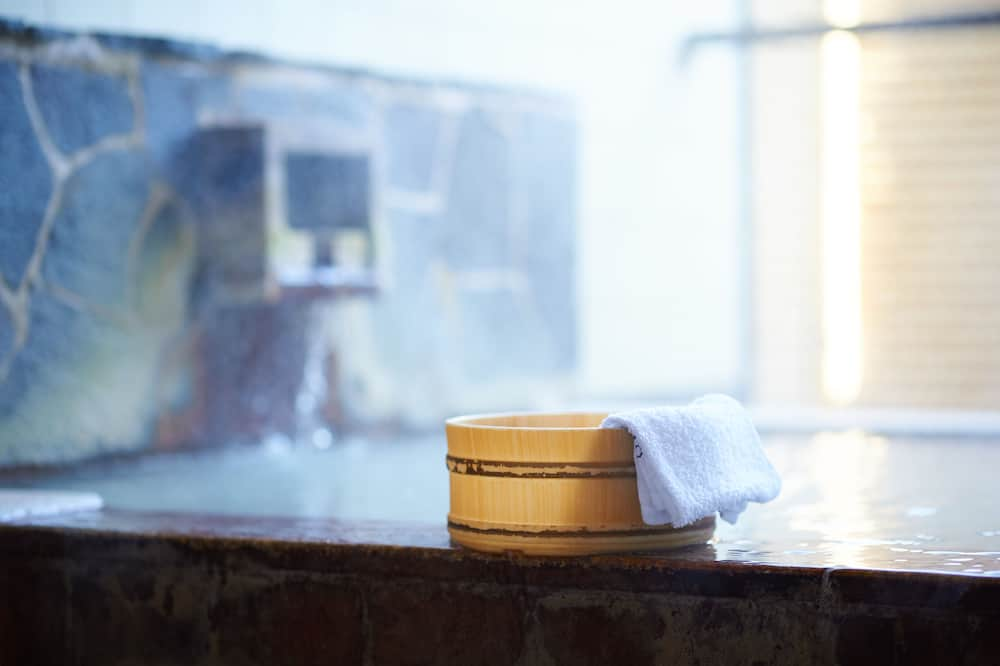 Traditional-huone - Kylpyhuone