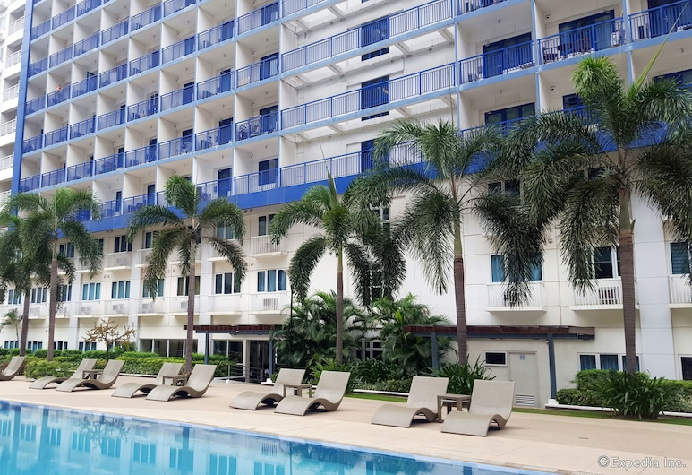 The Concierge at Sea Residences, Pasay, Aurinkoterassi