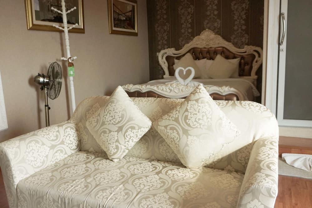 Suite Room - Área de Estar