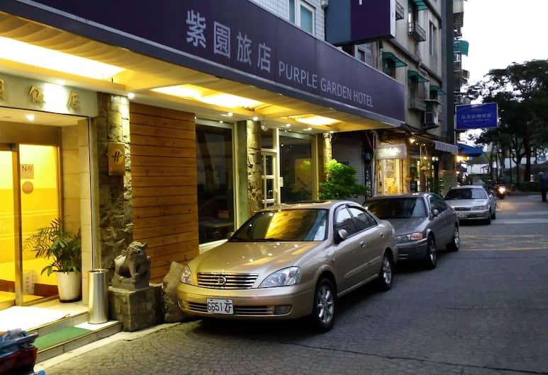 Purple Garden Hotel, Taipei
