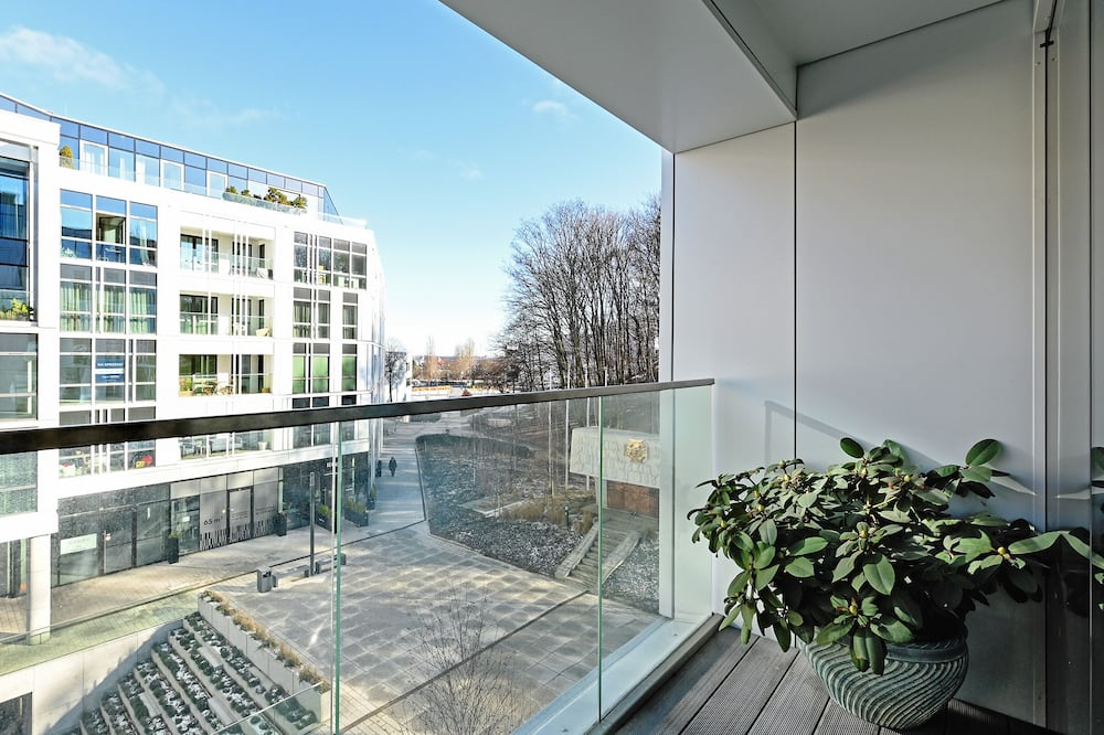 Comfort Apartment, 1 Bedroom, Balcony (4 people) - Balcony