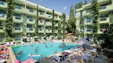 Choose This 2 Star Hotel In Alanya
