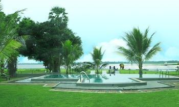 Gambar Thidas Arana Lake di Polonnaruwa