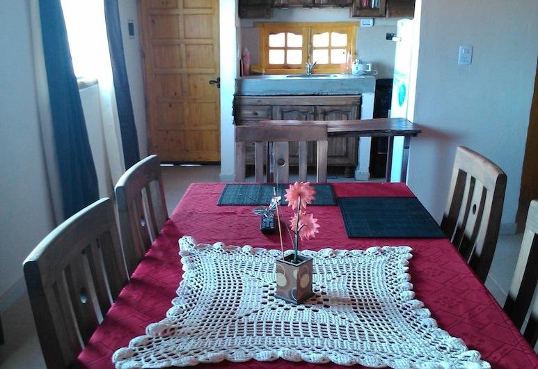 La Comarca, Uspallata, Obiteljska kućica, 2 spavaće sobe, pogled na planinu, Dnevna soba