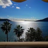 Classic Triple Room, Balcony, Sea View - Balcony View
