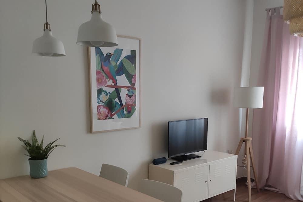 Dzīvokļnumurs, trīs guļamistabas - Dzīvojamā istaba