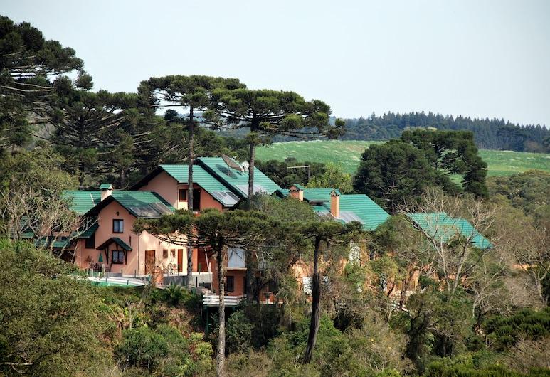 Refugio Monte Olimpo, Campo Alegre