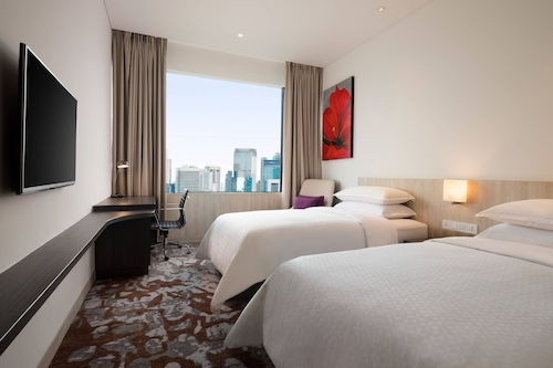 Book Four Points By Sheraton Jakarta Thamrin In Jakarta Hotels Com