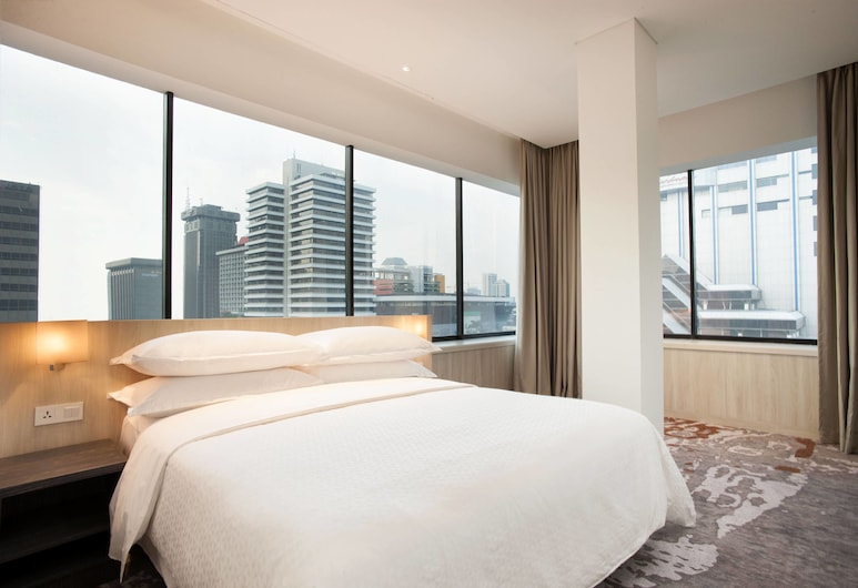 Four Points by Sheraton Jakarta Thamrin, Jakarta, Suite, 1 Bedroom, Guest Room