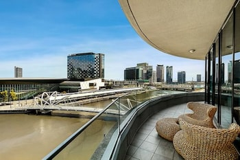 Picture of Melbourne Holiday Apartments Flinders Wharf in Docklands