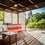 Dormitorio compartido (Bed in 4-Bed Dorm) - Terraza o patio