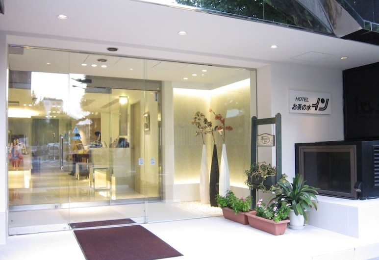 Ochanomizu Inn, Tokio, Pohľad na hotel