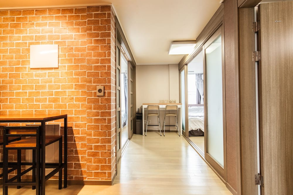 Suite Eksekutif, 2 kamar tidur - Area Keluarga