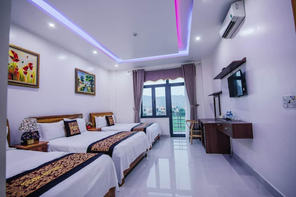 Superior Twin Room, Mountain View - Balcony