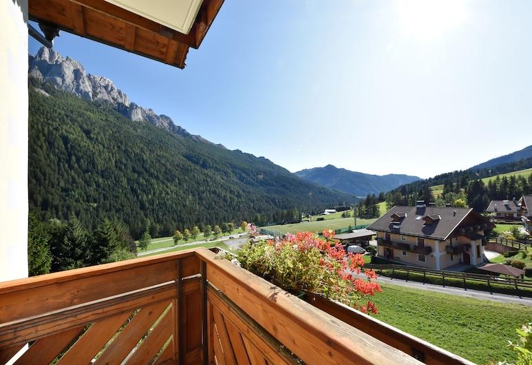 Al Piccolo Hotel, San Giovanni di Fassa, Doppelzimmer (Panorama), Balkon