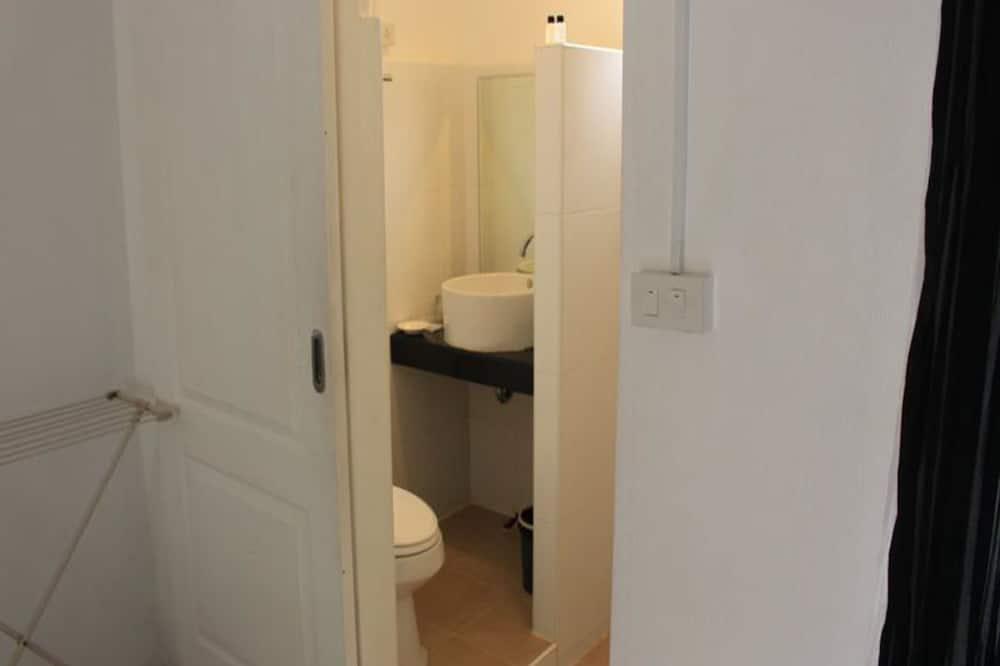 Deluxe-Doppel- oder -Zweibettzimmer, 1 Doppelbett oder 2 Einzelbetten - Badezimmer