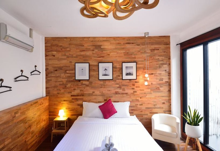 The Rommanee Boutique Guesthouse, Phuket, Deluxe Room, Guest Room