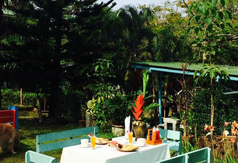 Para Resort Koh Chang, Ko Chang, Morgenmadsområde