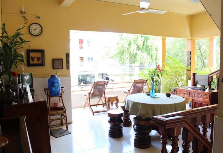 Seven Candles Guesthouse, Siem Reap, Vnútorný vchod