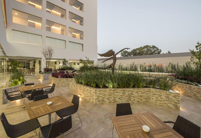 Real Inn Celaya, Celaya, Terrace/Patio