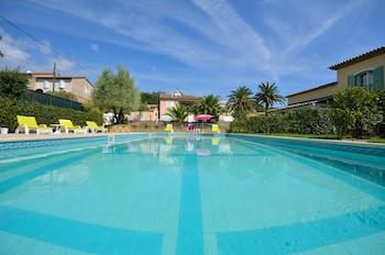 Picture of Villa Les 4 saisons Saint Tropez in Saint-Tropez