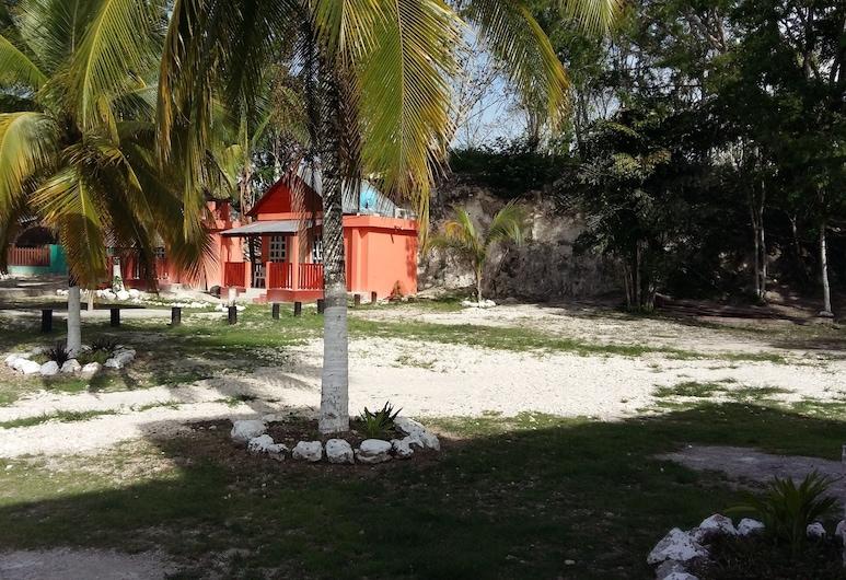 Mirador Maya, Calakmul, Hotelový areál