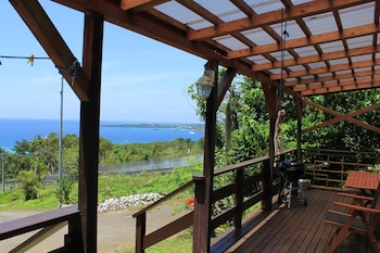 Picture of PANORAMA Ocean View Cottage in Motobu