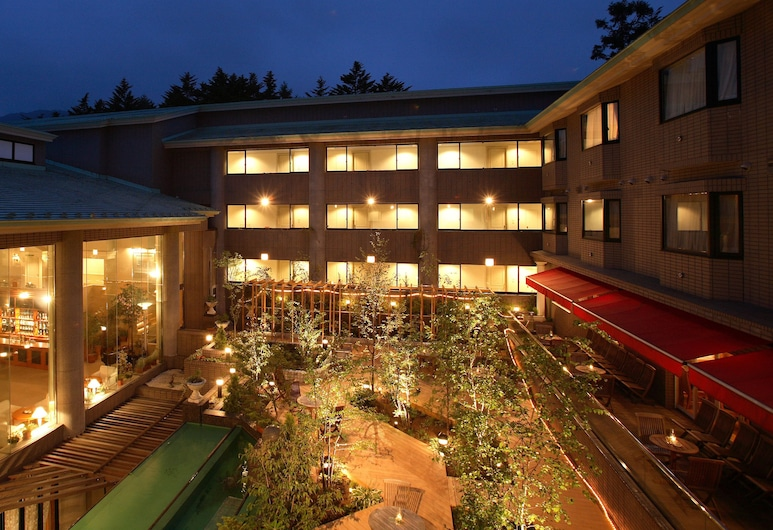 Hotel Cypress Karuizawa, Karuizawa, Dvor