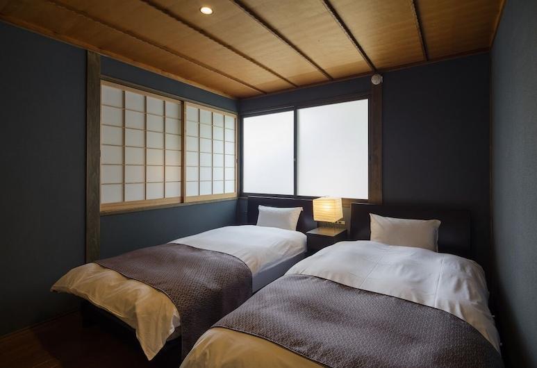 Gion Minami Banka, Kyoto, Mestský dom (2 Single Beds and 4 Japanse Futon ), Izba